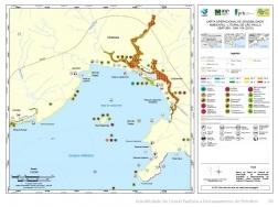 Atlas de Sensibilidade Ambiental ao Óleo no Litoral Paulista